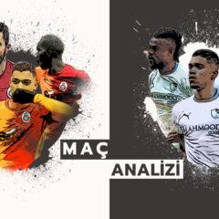 Analiz | Galatasaray 2-0 Erzurumspor