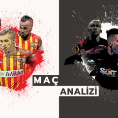 Analiz | Kayserispor 0-3 Galatasaray