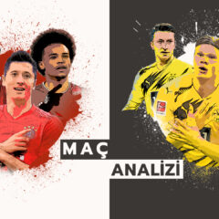 Analiz | Bayern Münih 4-2 Borussia Dortmund