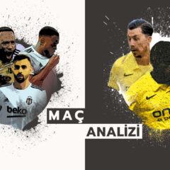 Analiz | Beşiktaş 2-2 Ankaragücü