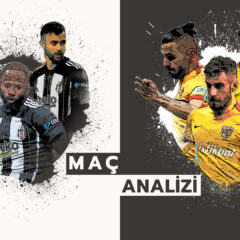 Analiz | Beşiktaş 3-1 Kayserispor