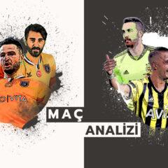 Analiz | Başakşehir 1-2 Fenerbahçe