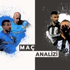 Analiz | BB Erzurumspor 2-4 Beşiktaş