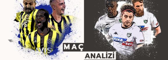 Analiz | Fenerbahçe 1-0 Denizlispor