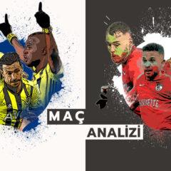 Analiz | Fenerbahçe 3-1 Gaziantep FK