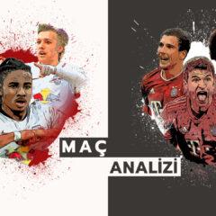 Analiz | RB Leipzig 0-1 Bayern Münich