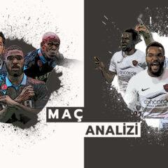 Analiz | Trabzonspor 1-1 Hatayspor