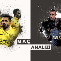 Analiz | MKE Ankaragücü 1-2 Fenerbahçe