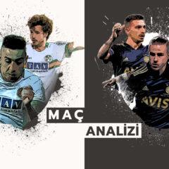 Analiz | Alanyaspor 0-0 Fenerbahçe