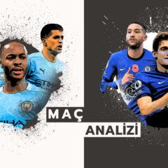 Analiz | Manchester City 1-2 Chelsea
