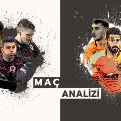 Analiz | Gençlerbirliği 0-2 Galatasaray