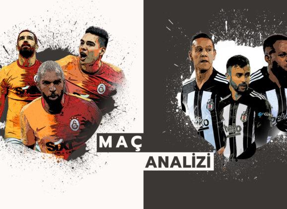 Derbide Galatasaray   Galatasaray 3-1 Beşiktaş