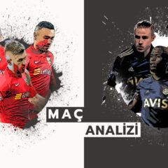 Analiz | Kayserispor 1-2 Fenerbahçe