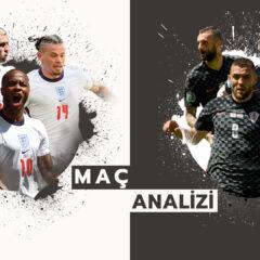 Analiz | İngiltere 1-0 Hırvatistan