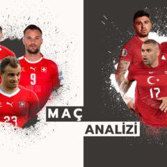 Analiz | İsviçre 3-1 Türkiye