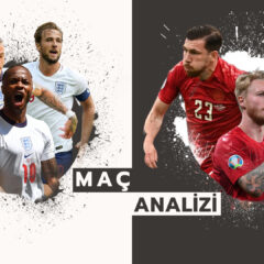 Analiz | İngiltere 2-1 Danimarka