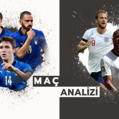 Analiz | İtalya (3) 1-1 (2) İngiltere