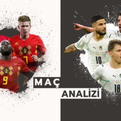 Analiz | Belçika 1-2 İtalya