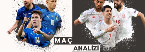 Analiz | İtalya (4) 1-1 (2) İspanya