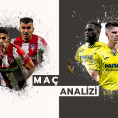 Analiz | Atletico Madrid 2-2 Villarreal