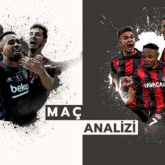 Analiz | Beşiktaş 1-0 Karagümrük