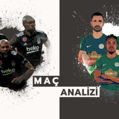 Analiz | Beşiktaş 3-0 Ç. Rizespor
