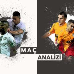 Analiz | Giresunspor 0-2 Galatasaray