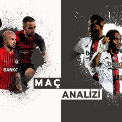 Analiz | Gaziantep FK 0-0 Beşiktaş
