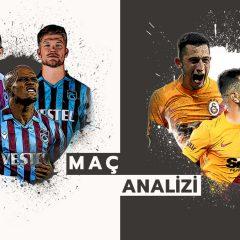 Derbide Trabzonspor | Trabzonspor 2-2 Galatasaray