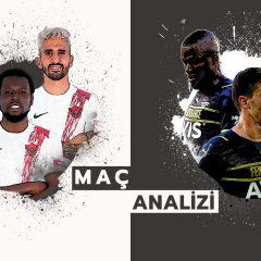 Analiz | Hatayspor 1-2 Fenerbahçe