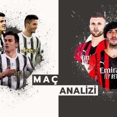 Analiz | Juventus 1-1 Milan