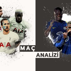 Analiz   Tottenham 0-3 Chelsea