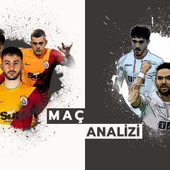 Analiz | Galatasaray 0-1 Alanyaspor
