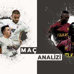 Analiz | Galatasaray 2-1 Göztepe