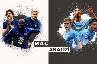Analiz | Chelsea 0-1 Manchester City