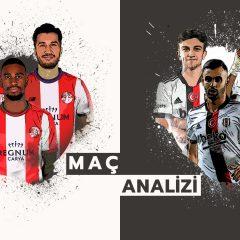 Analiz | Antalyaspor 2-3 Beşiktaş
