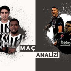 Analiz | Altay 2-1 Beşiktaş