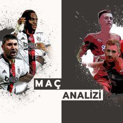 Analiz | Beşiktaş 2-1 Sivasspor