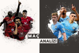 Analiz | Liverpool 2-2 Manchester City