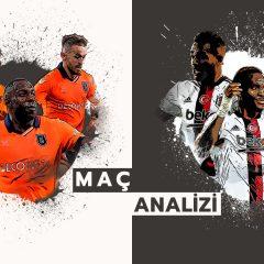 Analiz | Başakşehir 3-2 Beşiktaş