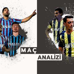 Fenerbahçe Analizi | Trabzonspor 3-1 Fenerbahçe