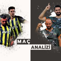 Analiz | Fenerbahçe 1-2 Alanyaspor